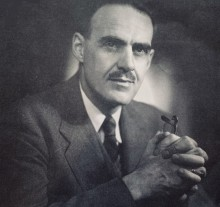 Dr. A. T Jousse, Medical Director Lyndhurst Lodge, in suit - head and shoulders shot